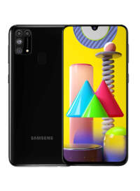 Samsung Galaxy M31 (Space Black 128GB + 6GB)