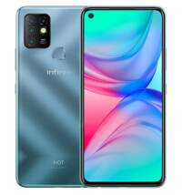 Infinix Hot 10 (Ocean Wave 64GB + 4GB)
