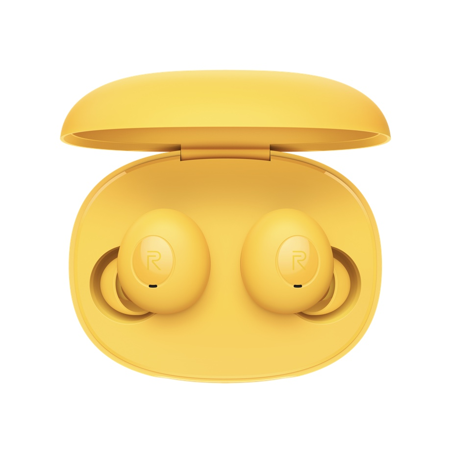 Realme Buds Q  (Quite Yellow)