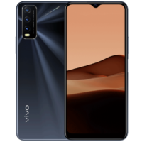 vivo Y20  (Obsidian Black 64GB + 4GB)