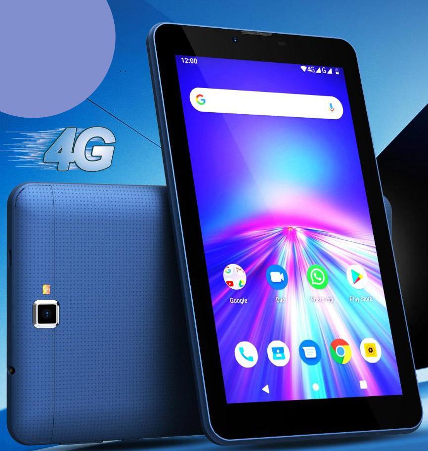 Q Tab V7 LTE 4G(Blue 32GB + 2GB)