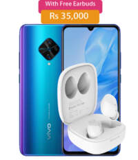 Vivo Y51 (Jazzy Blue128GB + 4GB)