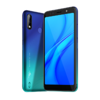 itel A36 (Gradation Blue 16GB + 1GB)