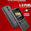 Me Mobile L 3 Plus (3 Sim Phone)