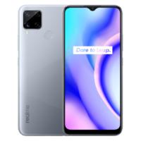 Realme C15 Qualcomm Edition (Power Silver 64GB + 4GB)