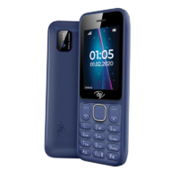 itel  Power 410 Dark Blue