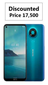 Nokia 3.4 (Fjord 64GB + 4GB)