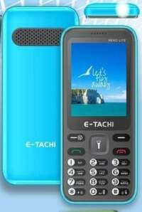E Tachi Reno Lite (Without Camera)