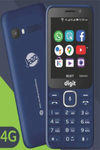 JAZZ DIGIT 4G Elite (4GB + 512MB)