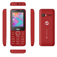 JAZZ DIGIT 4G Elite (4GB + 512MB)
