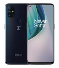 OnePlus Nord N10 5G (Midnight Ice 128GB + 6GB)