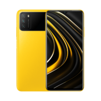 Xiaomi Poco M3 (Poco Yellow 128GB + 4GB)