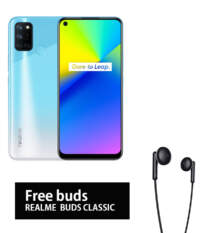 Realme 7i (Polar Blue 128GB + 8GB)