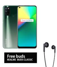 Realme 7i ( Aurora Green 128GB + 8GB)