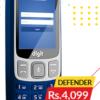 JAZZ DIGIT 4G Defender (4GB + 512MB)
