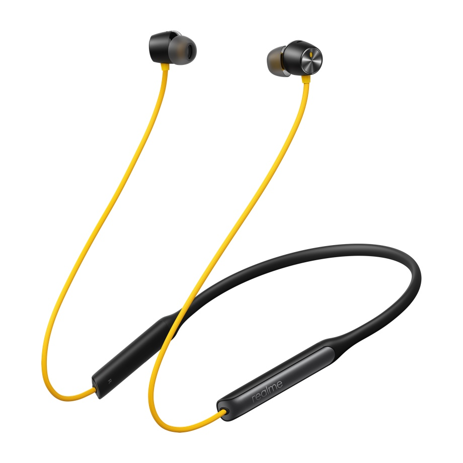 Realme Buds Wireless Pro (Party Yellow)