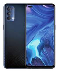 Oppo Reno 4 (Space Black 128GB + 8GB)