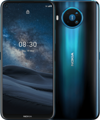 Nokia 8.3 5G (Polar Night 128GB + 8GB)