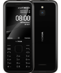 Nokia 8000 4G (Onyx Black 4GB + 512GB)