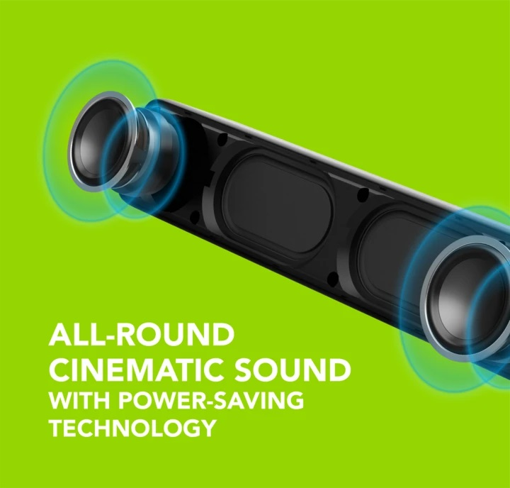 Oraimo SoundFull (OBS 91D) Cinematic Wireless Speaker