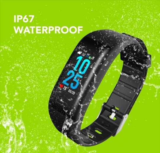 Oraimo Tempo 2C (OFB 12) Smart Fit Band