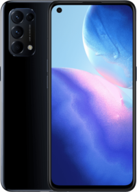 Oppo Reno 5 5G (Starry Black 128GB + 8GB)