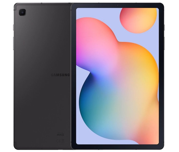 Samsung Galaxy Tab S6 Lite S Pen included (Wi-Fi Model P610) (Oxford Gray 64GB + 4GB)