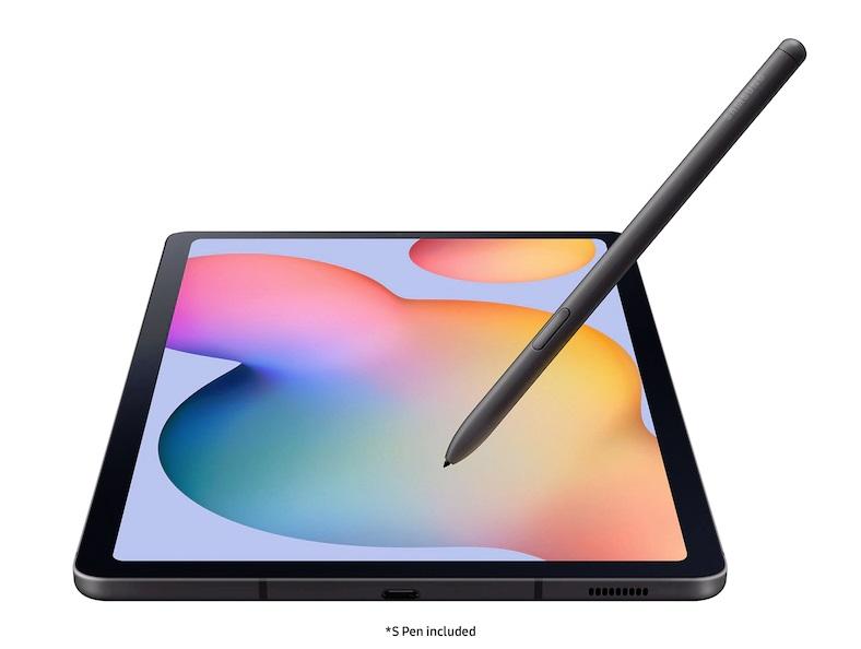 Samsung Galaxy Tab S6 Lite S Pen included (Wi-Fi Model P610) (Oxford Gray 64GB + 4GB)