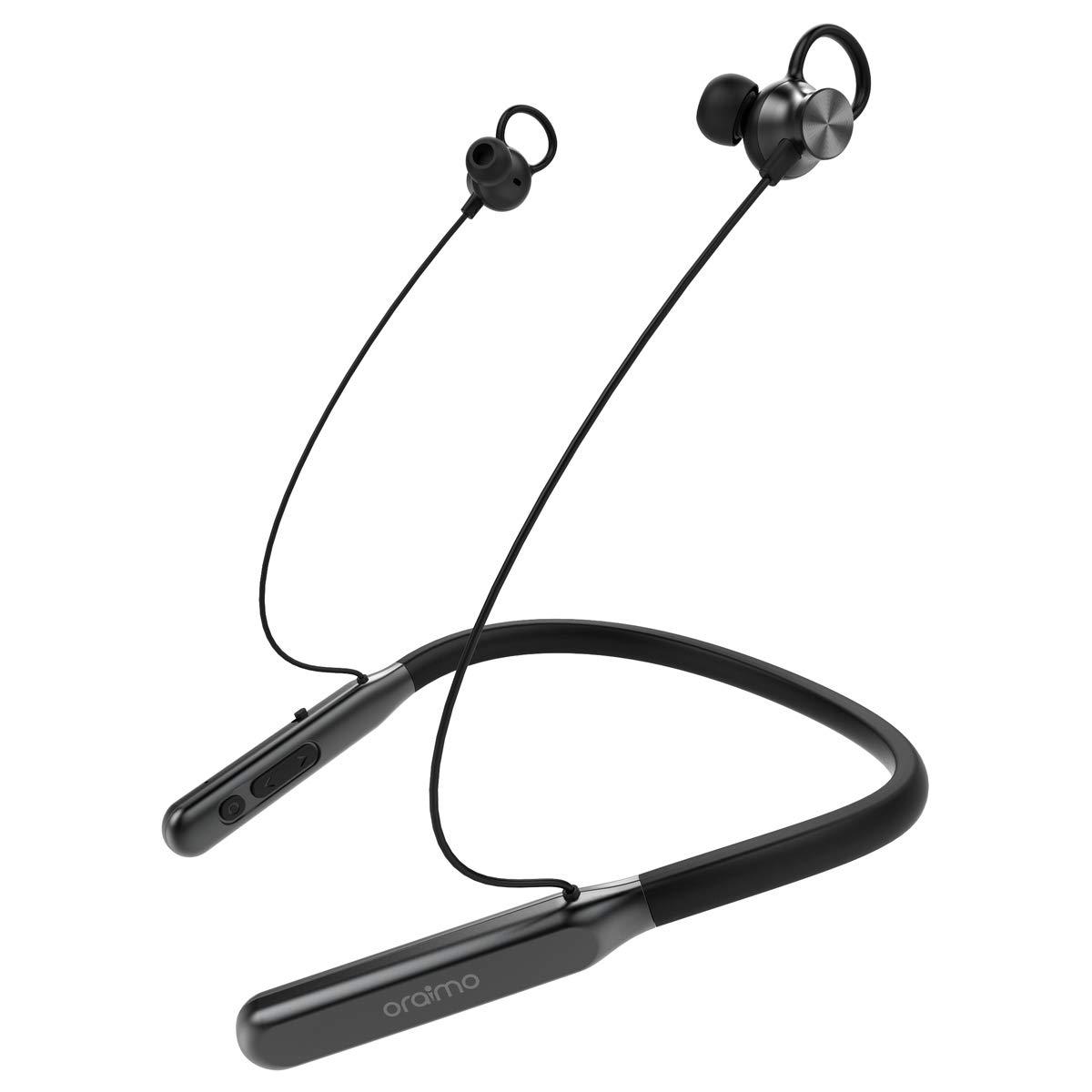 Oraimo Necklace 2 (E74D) Wireless Neckband Earphone