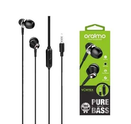 Oraimo Vortex (E23) Earphone