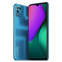 Infinix Hot 10 Play (Aegean Blue 64GB + 4GB)
