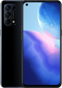 Oppo Reno5 Pro 5G (Starry Black 256GB + 12GB)