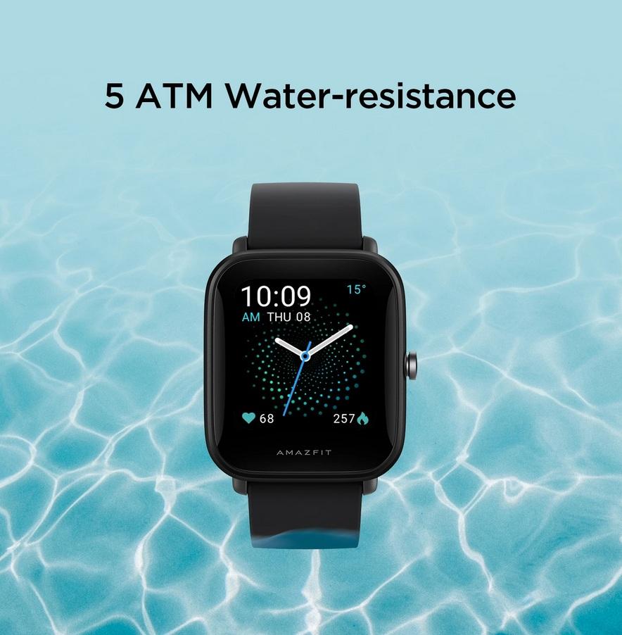 Amazfit Bip U Smart Fitness Tracker