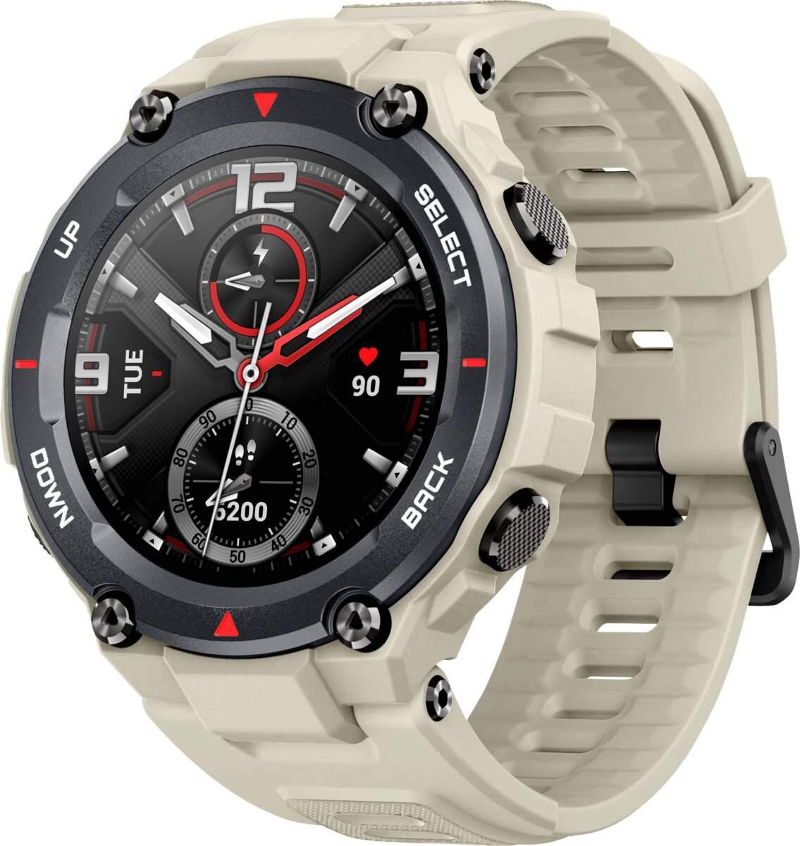 Amazfit T-Rex Smartwatch Khaki