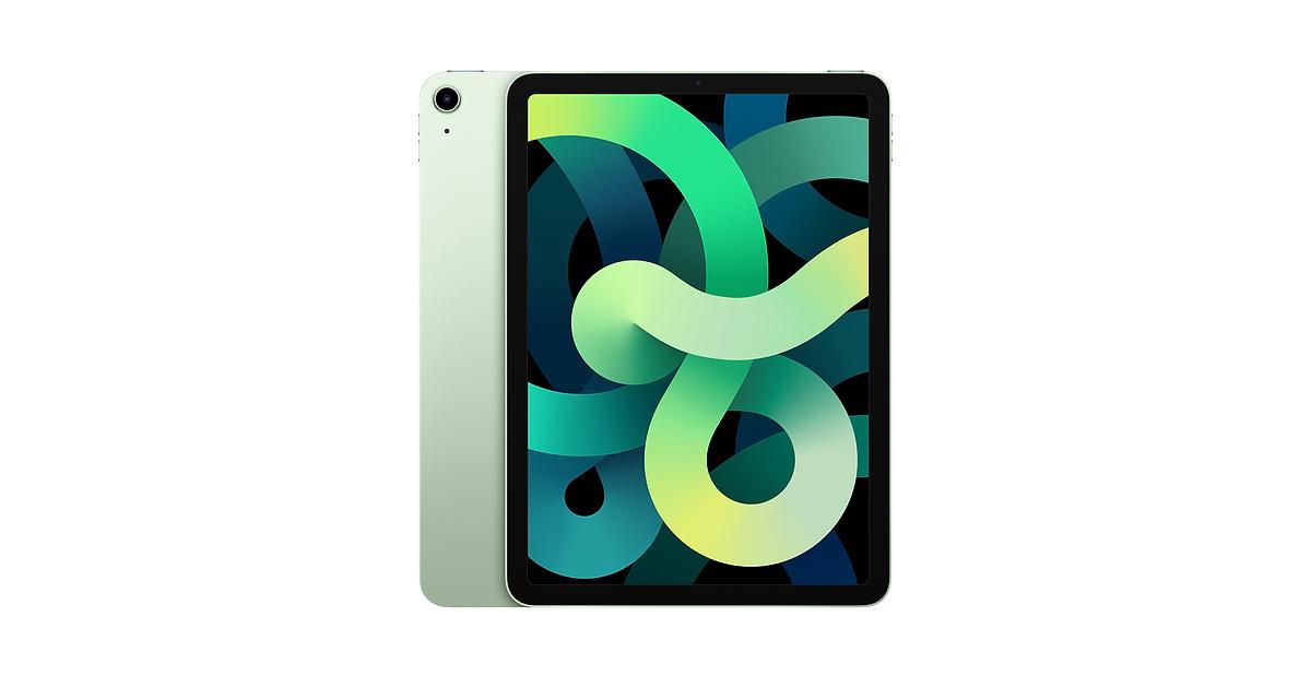 Apple iPad Air 4th Ger 10.9 inch Wifi (2020) (Green 64GB + 4GB)