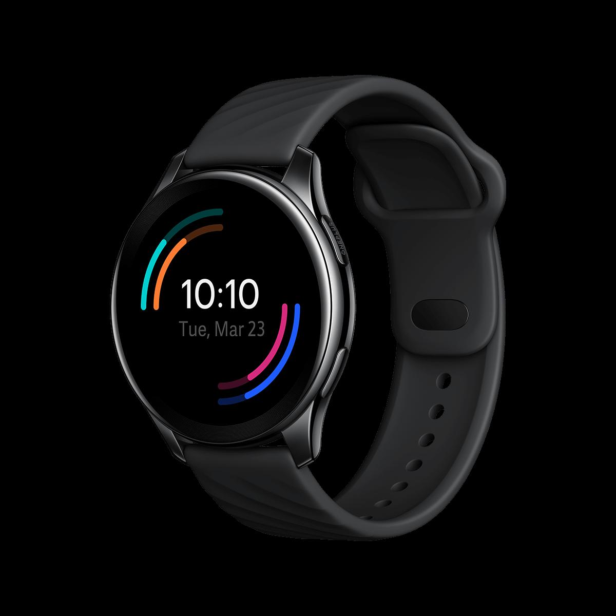 OnePlus Watch (Midnight Black)