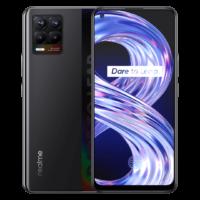 Realme 8 (Cyber Silver 128GB + 4GB)