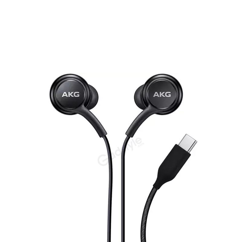 Samsung Galaxy AKG earphones Type c Black