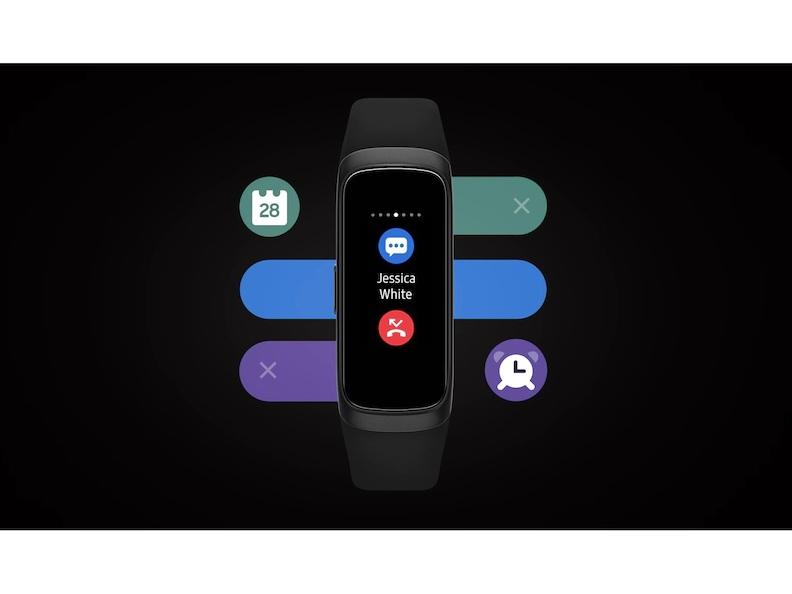 Samsung Galaxy Fit 2 Black