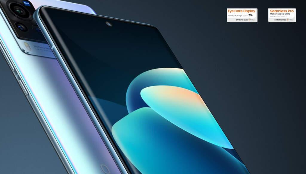 vivo X60 Pro (Shimmer Blue 256GB + 12GB) - PakMobiZone - Buy Mobile Phones,  Tablets, Accessories
