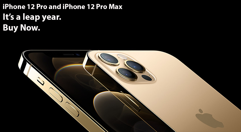 i Phone 12 Pro Max 3