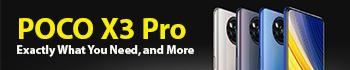 POCO X3 Pro 350 x 70