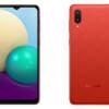 Samsung Galaxy A02 (Red 64GB + 3GB)
