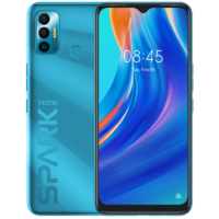 Tecno Spark 7 (Morpheus Blue 64GB + 4GB)