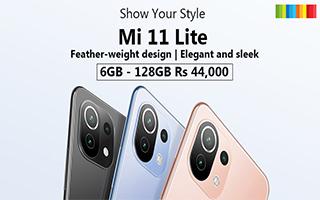 Xiaomi Mi 11 lite 320x200