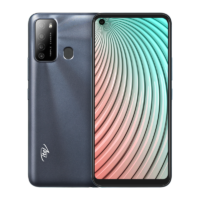 itel Vision 2 (Deep Blue 64GB + 3GB)
