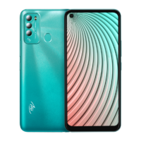 itel Vision 2 (Gradient Green 64GB + 3GB)