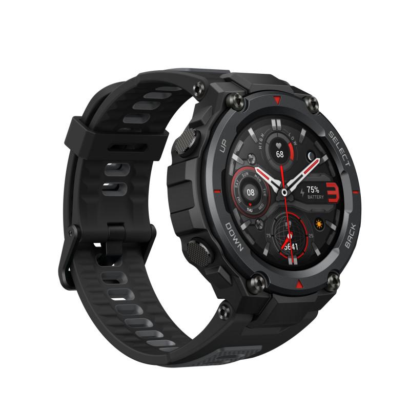 Amazfit T-Rex Pro Smartwatch (Meteorite Black)