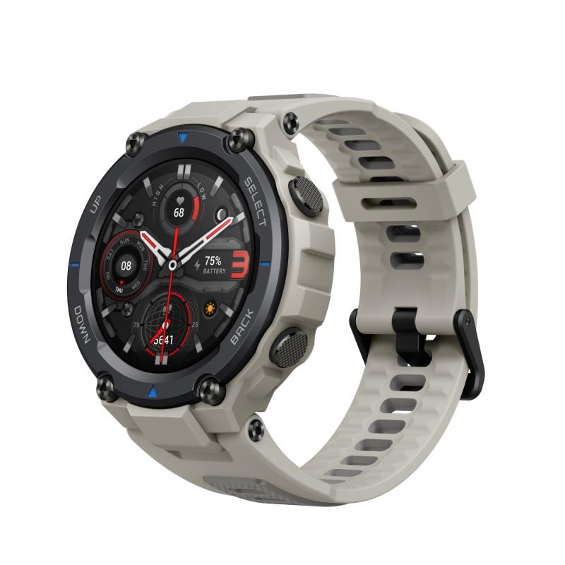 Amazfit T-Rex Pro Smartwatch (Desert Grey)