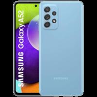 Samsung Galaxy A52 (Awesome Blue 128GB + 8GB)